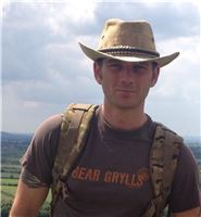 BEAR GRYLLS wide brim Hat