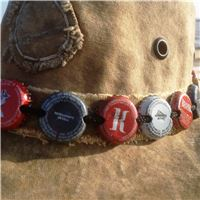 Bottletop Hatband