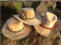 Outback wide brim hats