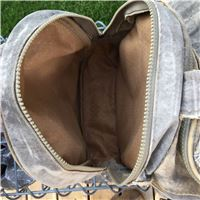 tarphat Duffle bag end pocket