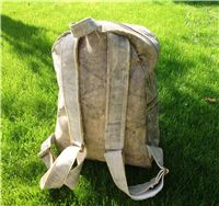 Tarp Backpack comfy straps