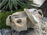 Tarp Canvas Shoulder Bag Purse